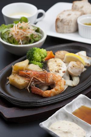 그릴: Seafood Grill