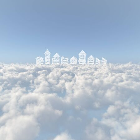 firmament: Clouds and clouds