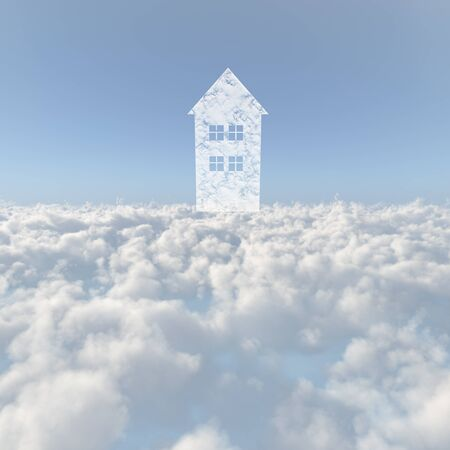 residency: Clouds and clouds
