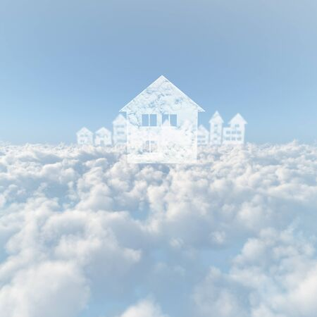 residency: Sea of clouds and the streets of clouds