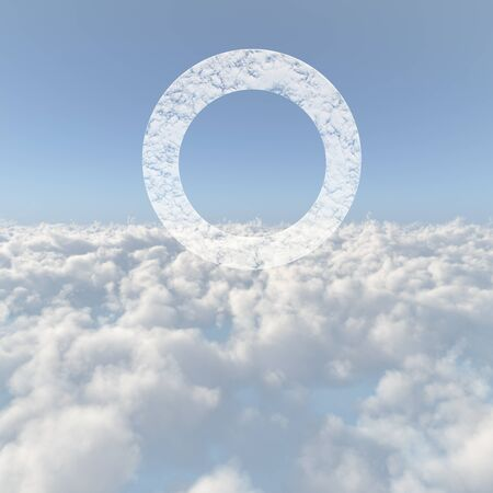 firmament: Sea of clouds and zero