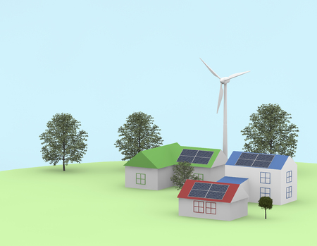 windpower: Illustrations of