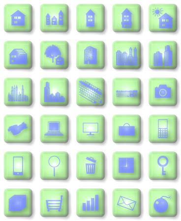 the icon: Icon Stock Photo