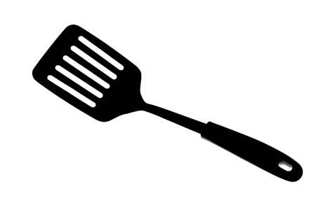 houseware: Skillet-back Stock Photo