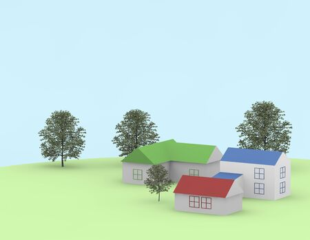 viviendas: Ejemplos de vivienda