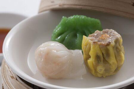 zenith: Steamed meat dumpling