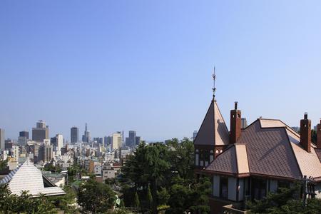 IJinkan en Kobe Cityscape