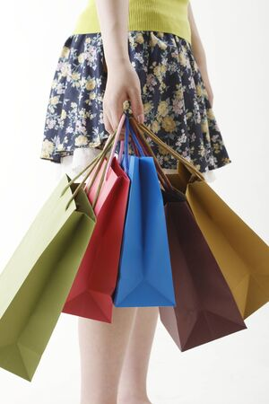 swagger: Women with shopping bags