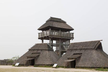 ruins: Yoshinogari ruins