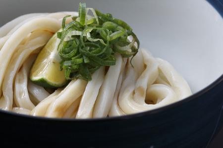 醤油麺 写真素材