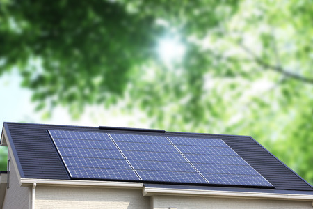 太陽光発電や工場