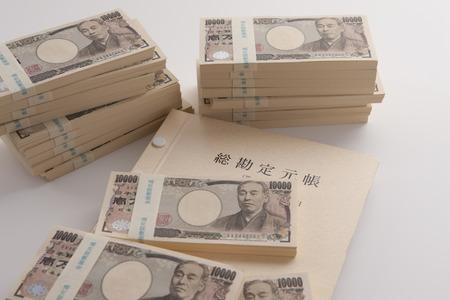 ledger: money and the general ledger