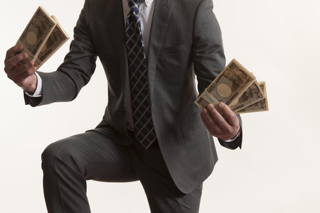 enriched: Men with WAD Stock Photo