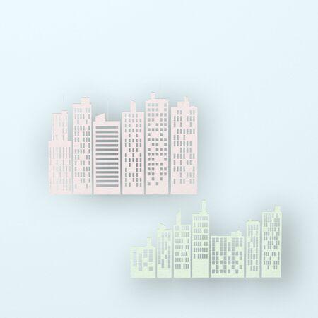 residency: Paper town