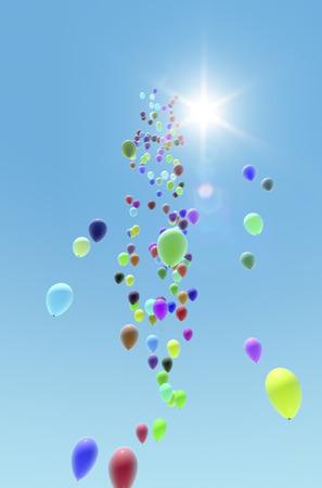 firmament: Balloons