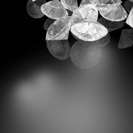 ダイヤモンド 写真素材 - 44400508