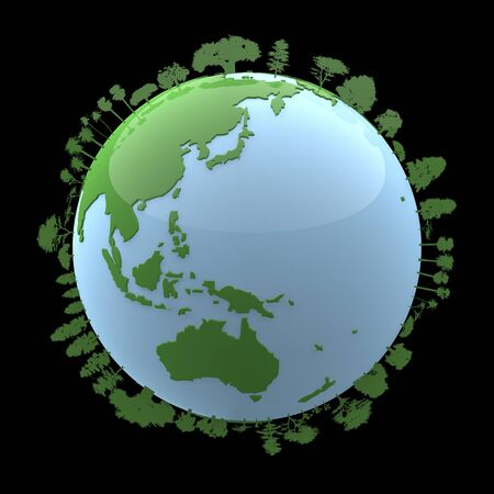 big tree: Earth and trees