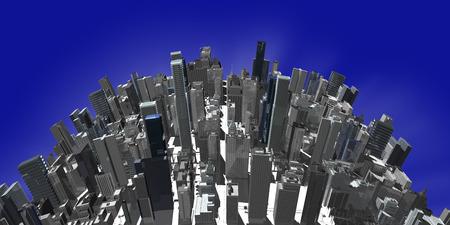 cg: CG of high-rise building