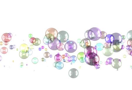 spheres: Colorful spheres