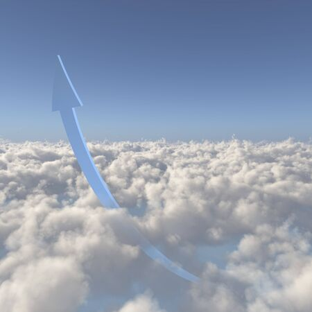 firmament: Clouds and Arrows