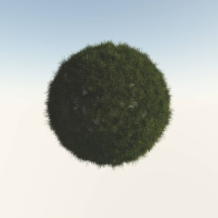 sod: Lawn from the sphere