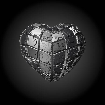 iron: Iron Heart