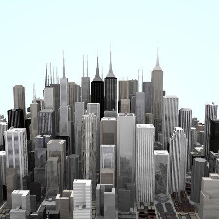 CG 建物 写真素材 - 44415019