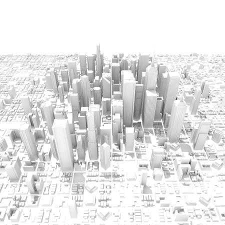 CG buildings