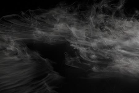 humo: Humo de hielo seco
