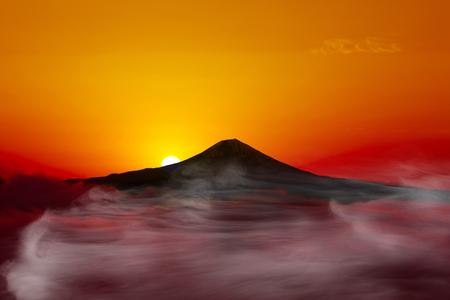quietude: Mt. Fuji