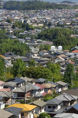 residential area: Nara Prefecture Ikoma residential area