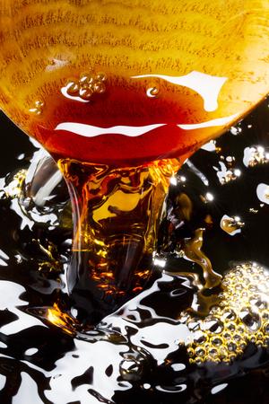 seasoning: Liquid seasoning Stock Photo