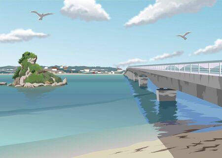 okinawa: Kouri Bridge