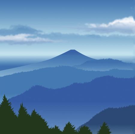 toge: Pass of Mount Fuji