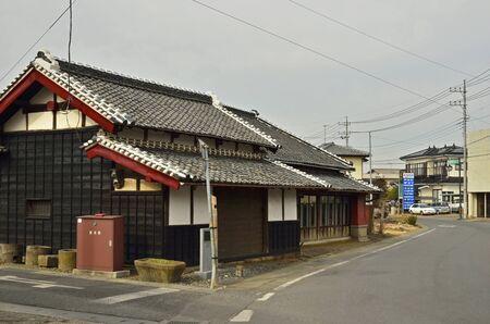 tangible: Registration tangible cultural property, Kobayashishoten Stock Photo
