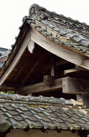 tangible: Registration tangible cultural property, Shitsuka Masahiro house residential drug physician Gate