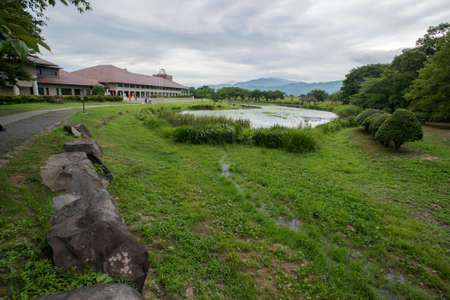 the historical: Nagano City Museum and Hachimanpara Historical Park