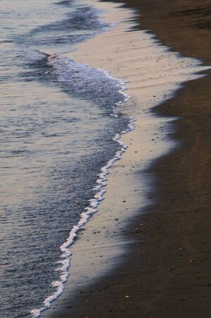 afterglow: Afterglow of beach