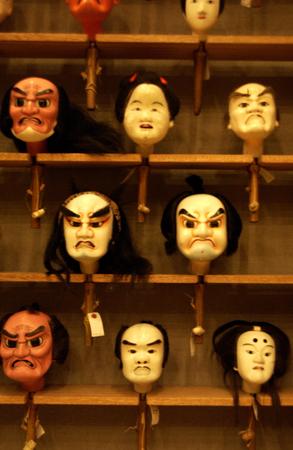 ballad: Japanese puppet show