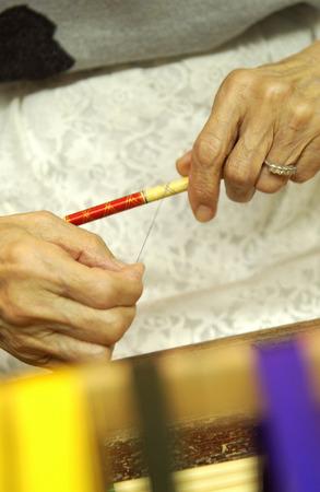 gimmick: ARIMA brush puppet