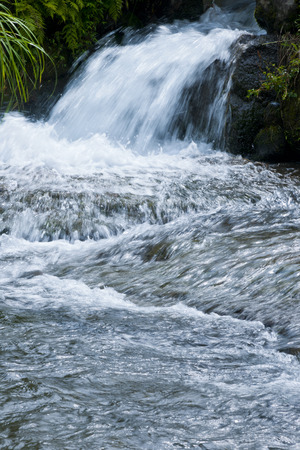 water sources: Minami ASO Shirakawa River
