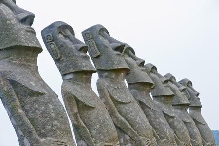 moai: Moais