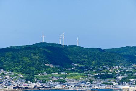 windpower: Ikitsukishima