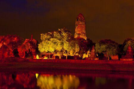 toner: Light up the Wat Chai Watta toner alarm