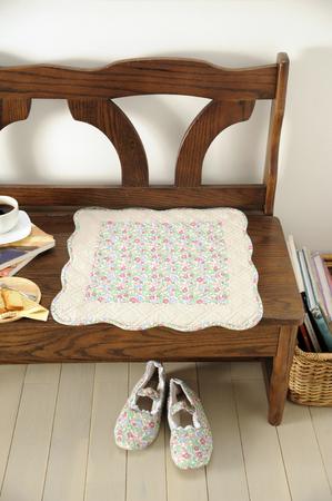 legless: Quilt cushion