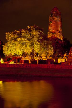 light up: Light up the Wat Chai Watta toner alarm