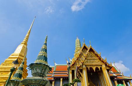 Wat Phra Kaew: Wat Phra Kaew upper terrace