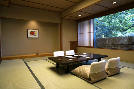 inn: Luxury Japanese-style inn