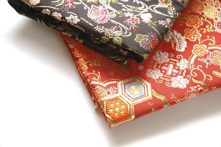 kimono: Kimono band pattern Stock Photo