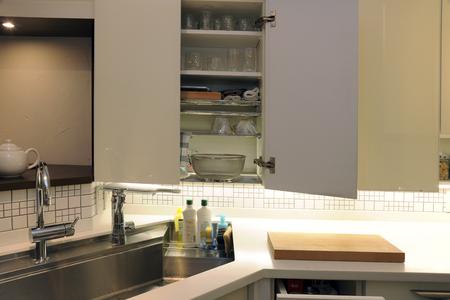 storage: Kitchen storage